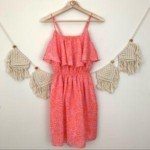 Lilly Pulitzer Ruffle Flounce Dress